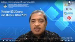 Pemerintah Kucurkan Dana BOS Afirmasi dan Kinerja Tahun 2021 Sebesar Rp 607 Miliar